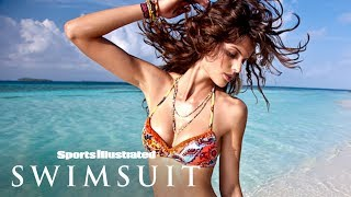 Izabel Goulart Whips Her Hair Back & Forth In Panama | Outtakes | Sports Illustrated Swimsuit