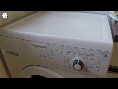 Ремонт стиральной машины Bauknecht / Bauknecht Waschmaschine Reparatur