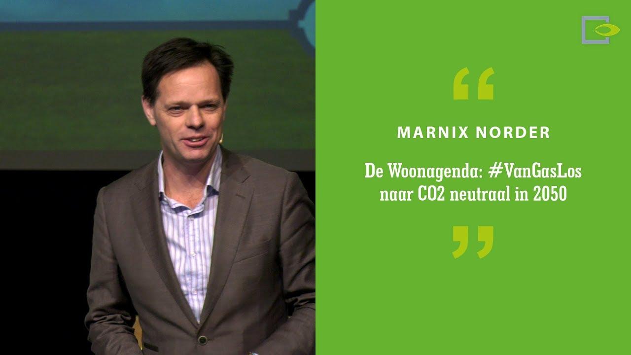 Video: Herbeleef het Duurzaam Gebouwd Congres 2018 – Keynote Marnix Norder
