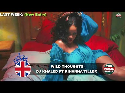 Top 40 Songs of The Week - July 01, 2017 (UK BBC CHART)