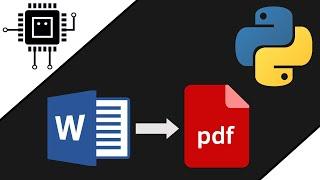 convert docx to pdf python - Thủ thuật máy tính - Chia sẽ kinh