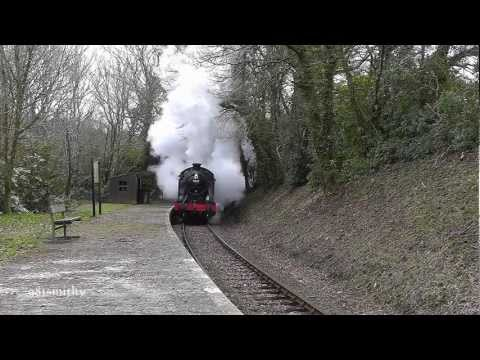 The Bodmin & Wenford Railway Easter 2013