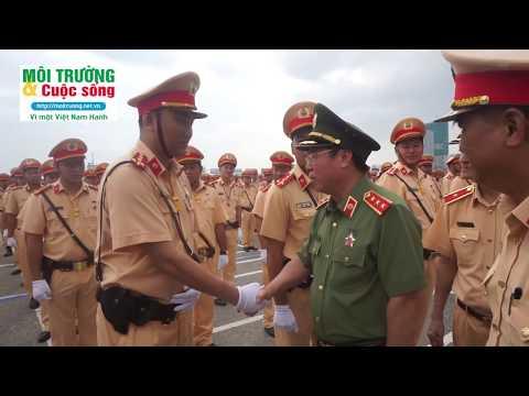 Đà Nẵng: Gần 1.000 cán bộ chiến sĩ tham dự lễ ra quân phục vụ APEC
