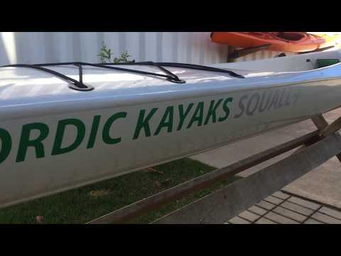 Review Surfski Nordic Kayaks Squall+