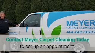 Meyer Carpet Cleaning | Milwaukee, Brookfield, Germantown, Menomonee Falls, West Bend and more!