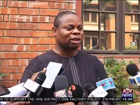Mid-Year Budget Review - The Pulse on JoyNews (16-7-18)