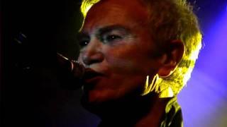 John Foxx & The Maths Hiroshima Mon Amour live at XoYo 25.10.11