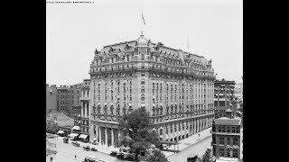 American Artifacts: Willard Hotel