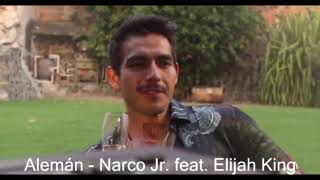 ALEMAN  - NARCO JR. FEAT. ELIJAH KING VÍDEO OFICIAL - ADELANTO 2019 ALEMAN EXCLUSIVA