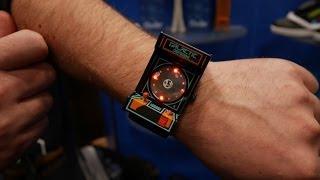ThinkGeek Arcade Watches - Geek Fashion