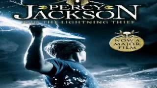 Percy Jackson and the Lightning Thief (audiobook) by Rick Riordan - Puffin Books