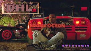 Frank Ocean   DHL  Intro