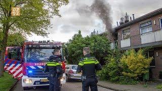 Aanhouding na woningbrand Mijdrecht