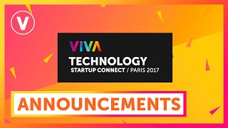 Bemersive becomes VR Partner of Viva Technology 2017 !