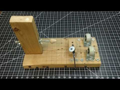 Make a Glass Bottle Cutting Jig - Teardown