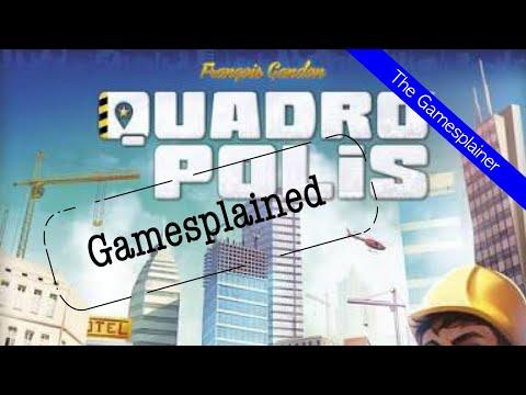 Quadropolis Gamesplained - Part 1