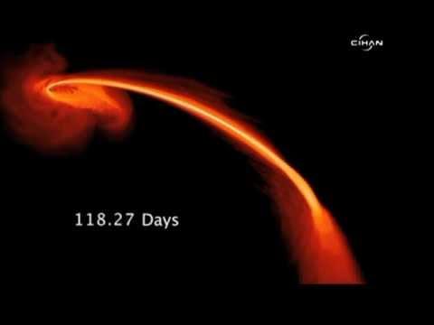 Güneş'ten 1 milyon kat büyük