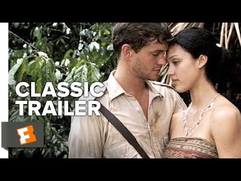 The Sleeping Dictionary (2003) Official Trailer - Jessica Alba, Hugh Dancy Movie HD