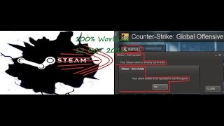Install Cracked Steam  + downloading game error + License Problem solution with proof 100% working O