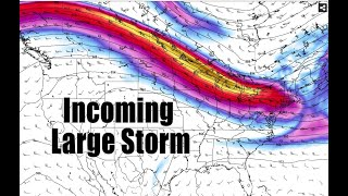 A Large Storm Is In The Making