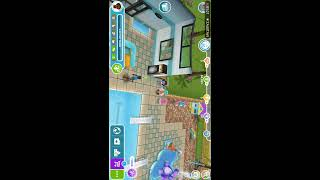 Sims Freeplay - How to make 3 sims speculate