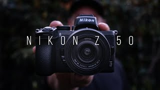Nikon Z50 Review on Location   First Camera, Travel Camera, Vlogging Camera Impressions