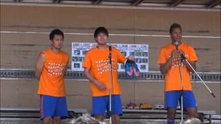 アルビレックス新潟2013サマーフェスタチャリティオークション③酒井宣福選手スパイク