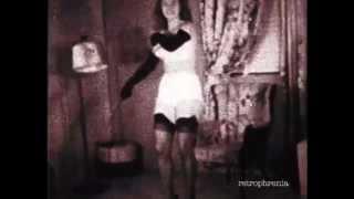 Bauhaus 'Lagartija Nick' (Crack the Whip) vintage movie