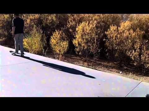 Lazy 5 skatepark montage