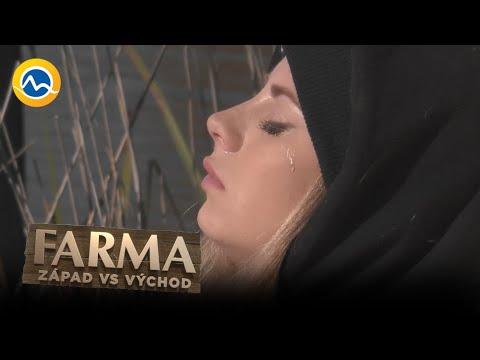 FARMA - Barbora nezvláda nával emócií: Cíti, že by sa mohol blížiť jej koniec?