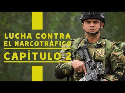 Capítulo 2: Política Institucional - Lucha contra el narcotráfico