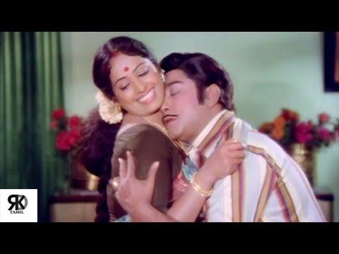 Malar Kodutthen Song   Sivaji Ganesan, K.R.Vijaya   Thrishoolam