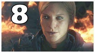 Black Ops 3 Walkthrough - Part 8 - Misson 8 - Demon Within