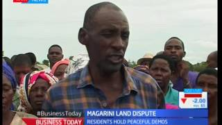 Residents of Magarini hold peaceful demos over land dispute