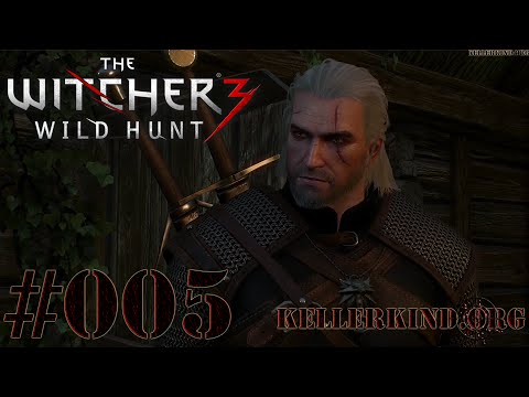 The Witcher 3 [HD|60FPS] #005 Feuer und Blut ★ Let's Play The Witcher 3