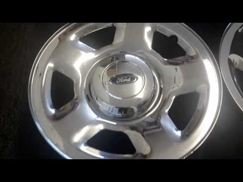 Ford F150 Expedition wheels