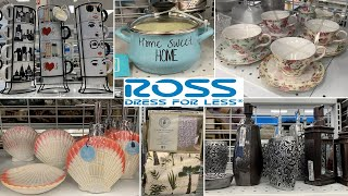 ROSS Kitchen Home Decor * Bathroom Decoration Accessories | Shop With Me 2020(Prerecorded)