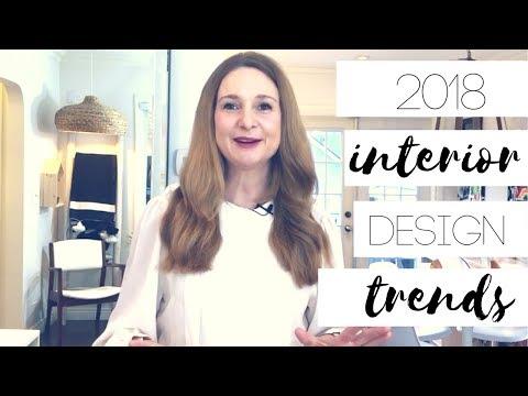 Interior Design Trends 2018 - with Karla Dreyer Design