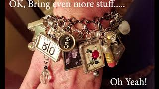 Soldered Charm Bracelet Palooza