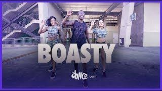 Boasty    Wiley, Sean Paul, Stefflon Don Ft. Idris Elba   FitDance Life (Choreography)