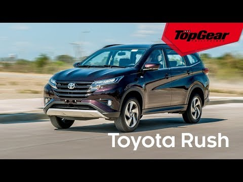 Toyota Rush 2018 Is Heating Up The Entry-level SUV Game