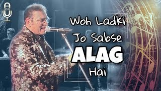 Wo Ladki Jo Sabse Alag Hai | Abhijeet Unplugged | Baadshah