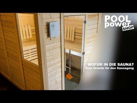 Wofür ist die Sauna gut? Gute Gründe um in die Sauna zu gehen
