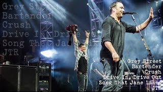 Dave Matthews Band - Grey Street, Bartender, Crush, Drive In Drive Out, Song That Jane Likes, JTR
