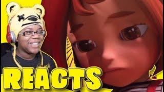 "CGI Animated Short Film ""Dear Alice"" by Matt Cerini CGMeetup | Animation Reaction"