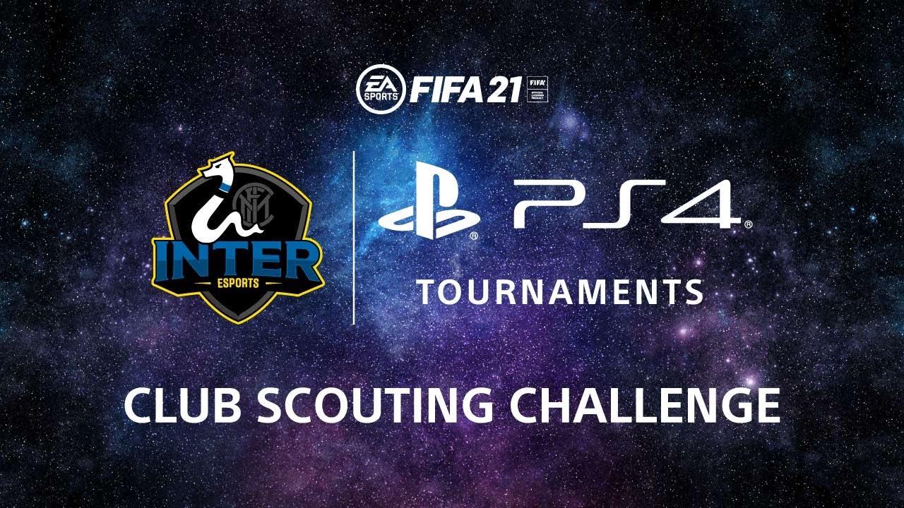Iscriviti al torneo FIFA 21 CLUB SCOUTING CHALLENGE!
