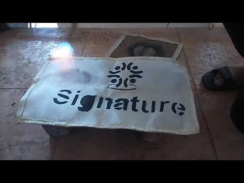 Signature Fire Blanket 1m x 2m