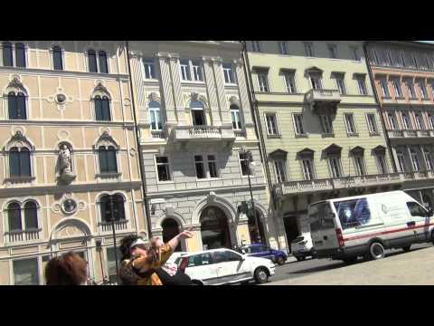 Италия - Есть такой город - Триест, очень симпатичный