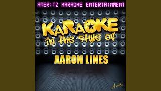 It Takes a Man (Karaoke Version)