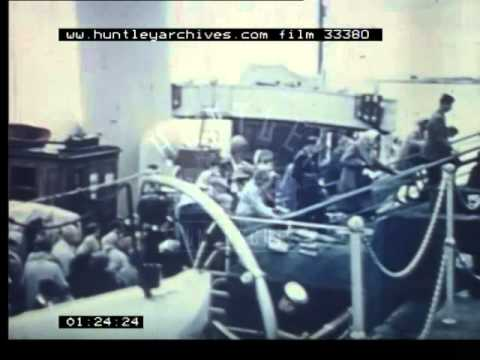 Paddle Steamer Medway Queen, 1950's - Film 33380